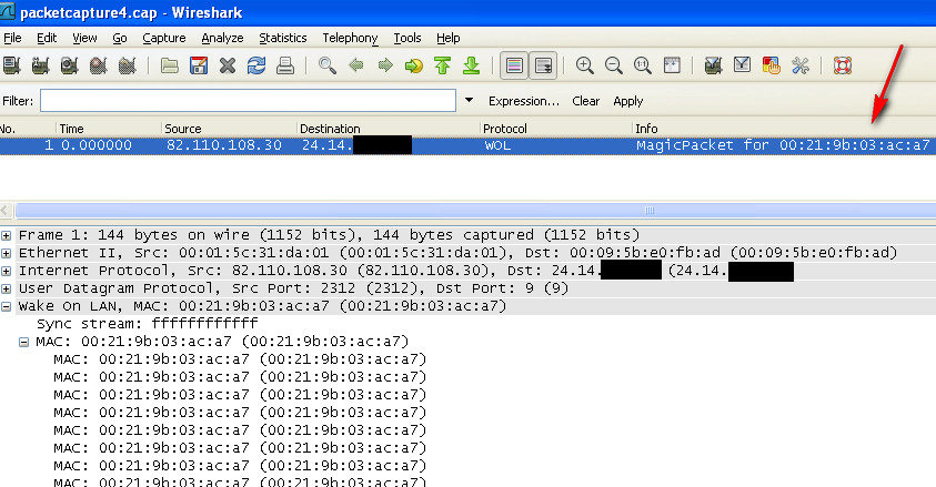 Wake on LAN from outside network (remote via internet) - The