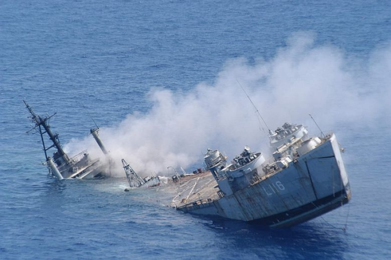 Attached Image: Sinking-Navy-Ship2.jpg
