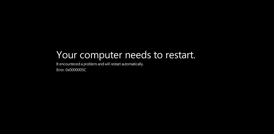 Attached Image: Windows_8_Build_7955_BSOD.JPG
