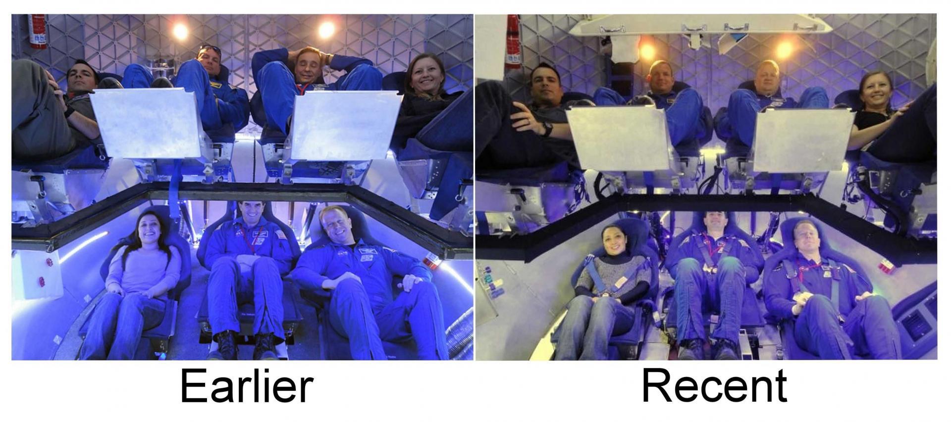 dragon capsule cst 100 spacecraft vs - photo #3