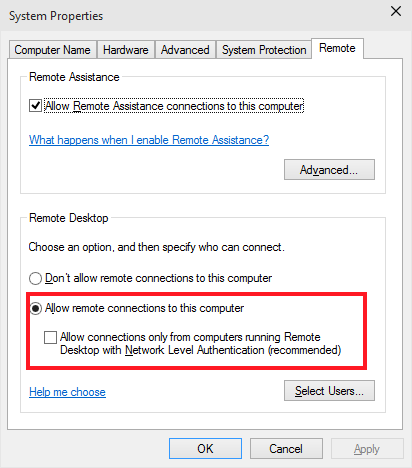 Why can't I ping or access a Win 10 pc? - The Fast Ring
