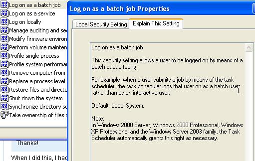 Error 0x80070005 Access Denied - Microsoft Windows - Neowin