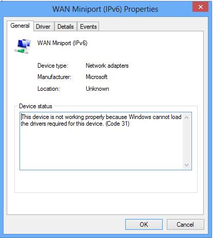Microsoft Wan Miniport Ikev2 Driver Download