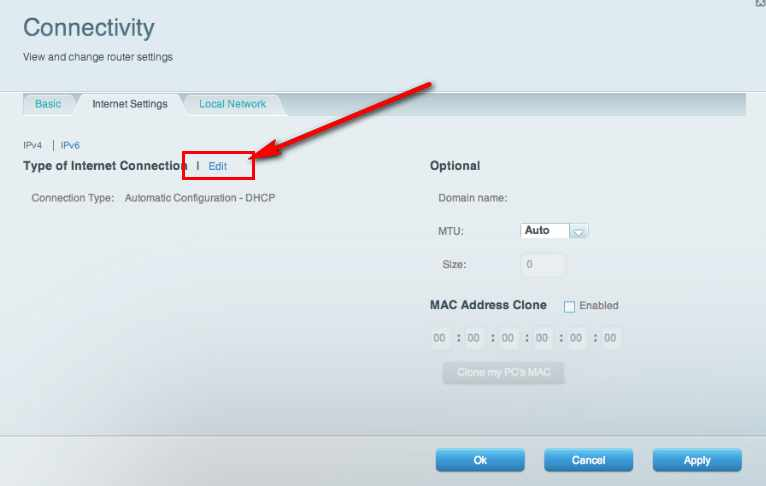 Cisco Linksys EA4500 - The Cloud (Internet, Network, VPN & Security