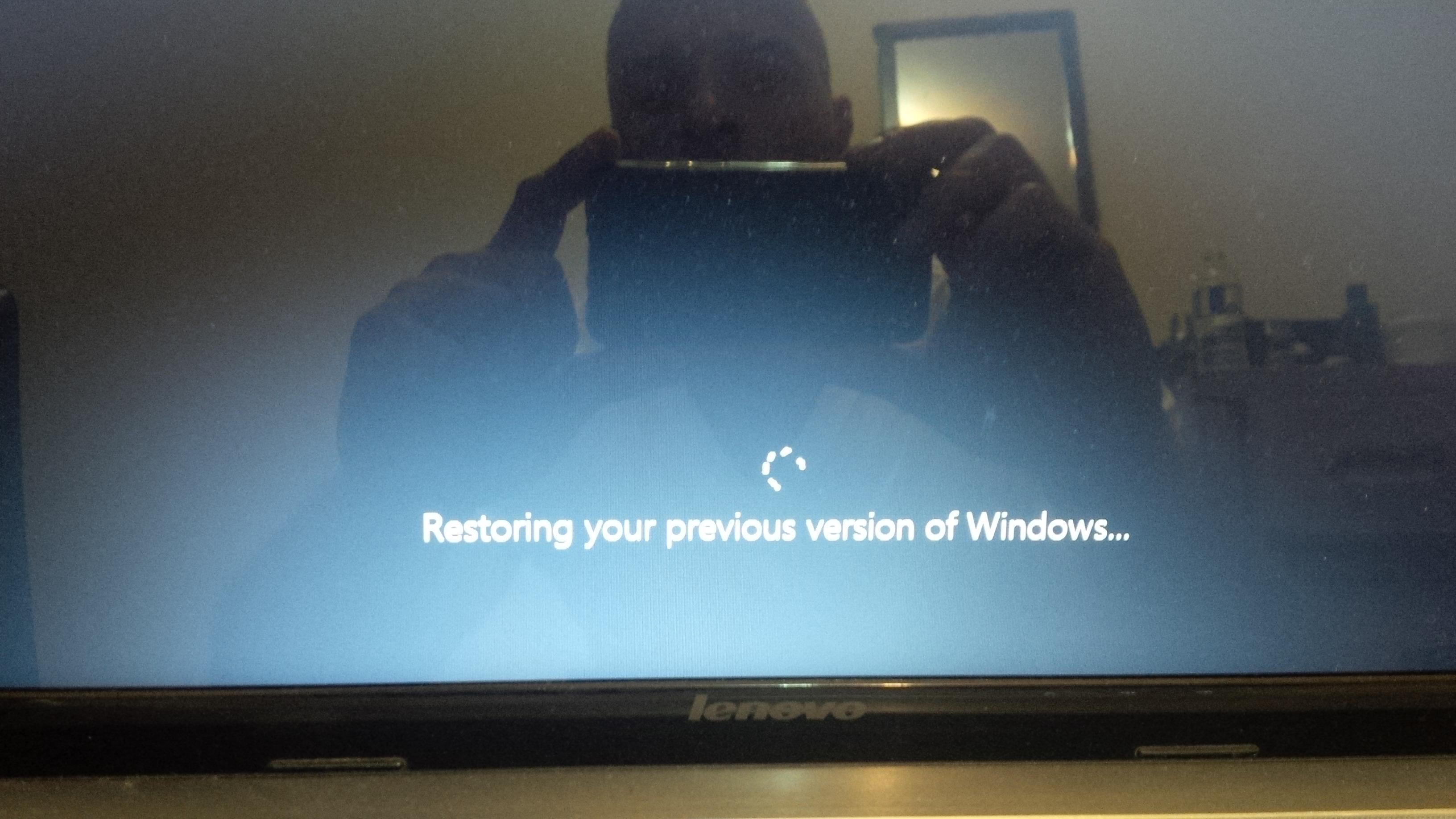 My win 10 install failed microsoft beta windows 10 neowin forums