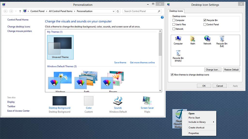 Delete stubborn icon - Microsoft Windows - Neowin