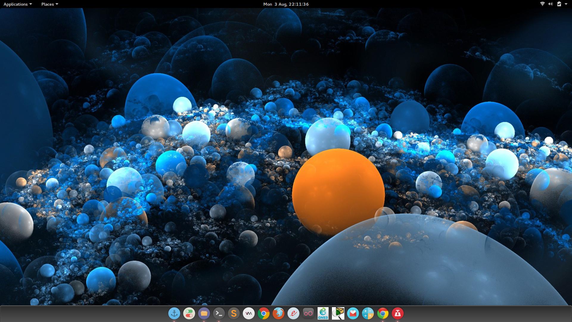 GNU / Linux August 2015 Desktops - Linux/Unix - Neowin