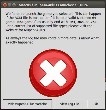 Mupen64Plus-GTK 15 10 25 - Programming (C#, C++, JAVA, VB,  NET etc