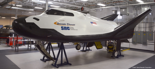 SNC Dream Chaser test vehicle.jpg