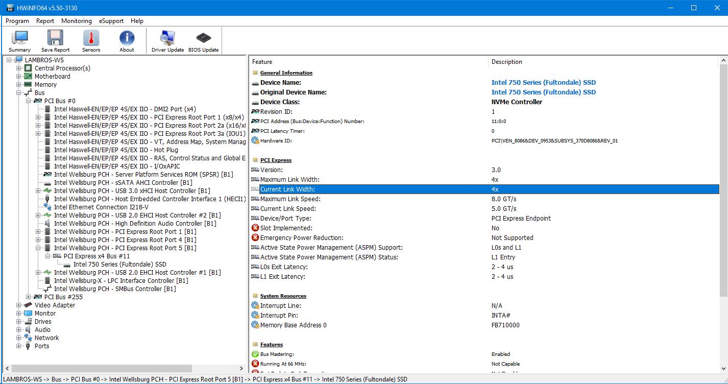 Two 960 Evo Drives, Something Kills 4K Reads/Writes - Page 3