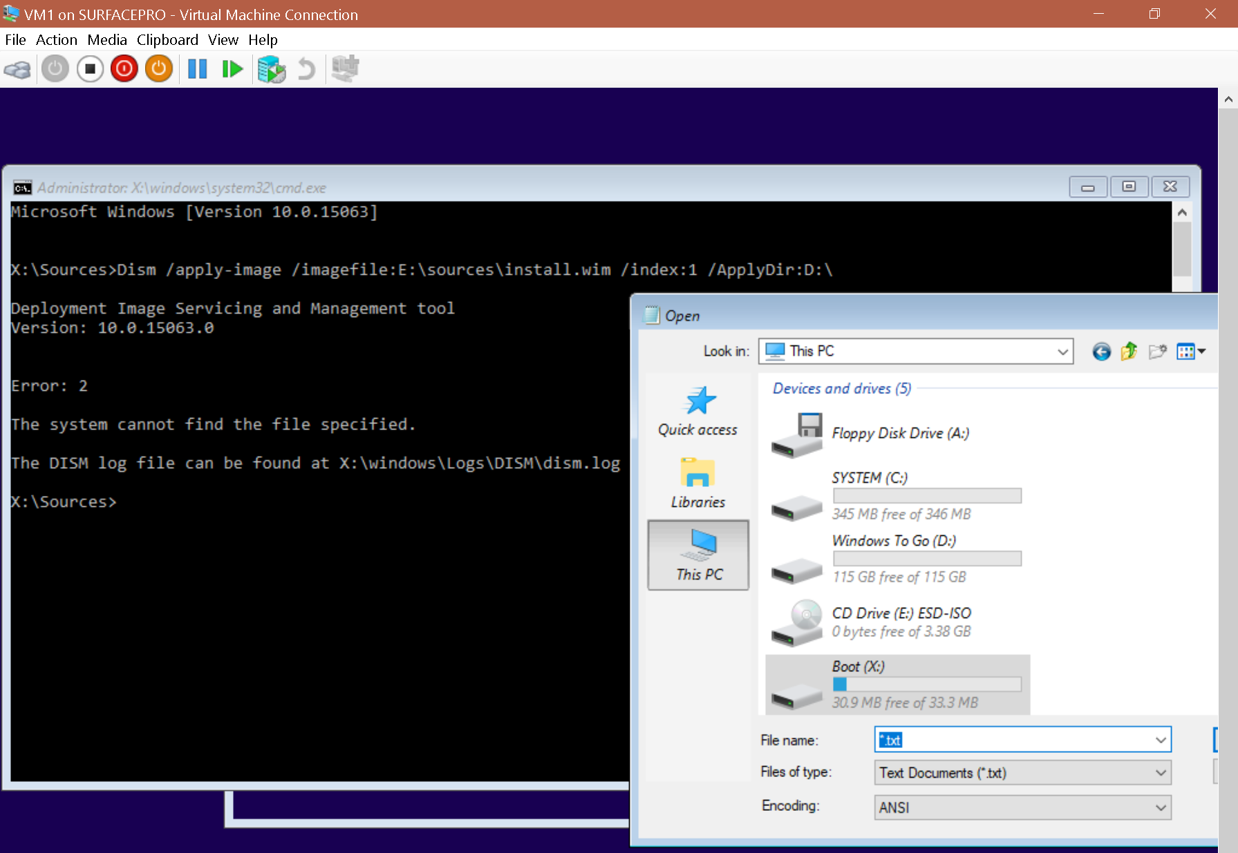 Windows To Go UEFI & BIOS compatible Deployment Guide - A