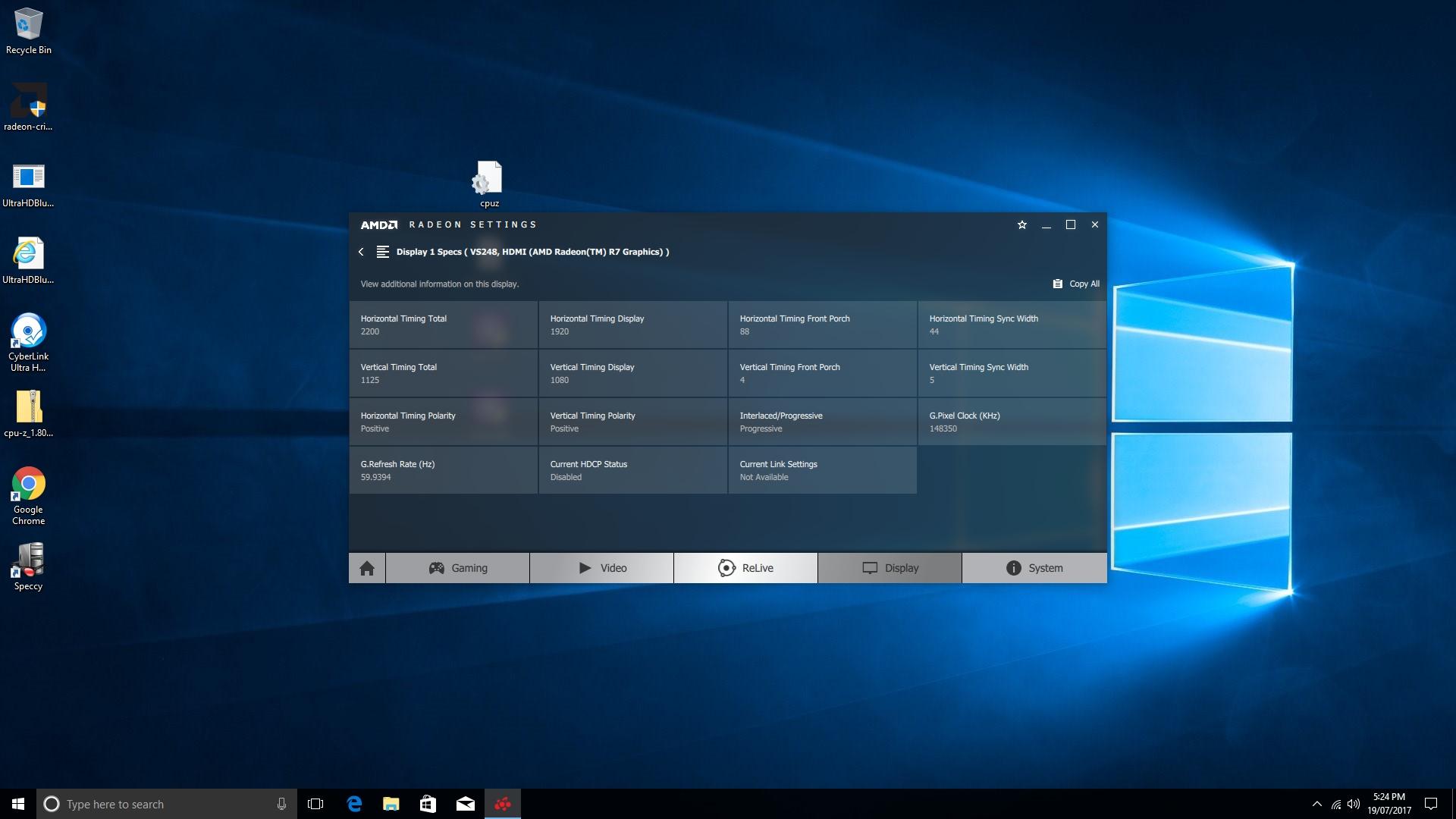HDCP Issue - AMD 7870K - Hardware Hangout - Neowin