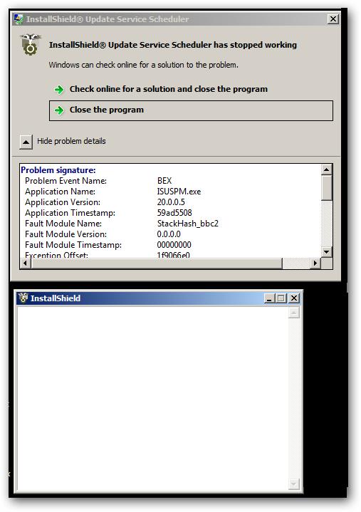 Isuspm. Exe driving me crazy with weird problem microsoft windows.