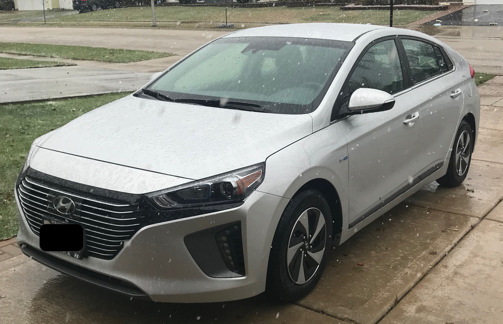 Any Hybrid owners? Just joined the club with Ioniq - The Neobahn