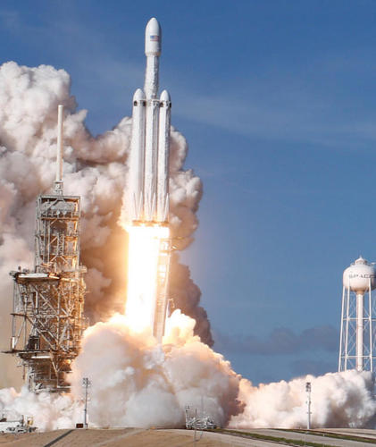 falcon heavy arabsat 6a mission science discussion news neowin. Black Bedroom Furniture Sets. Home Design Ideas