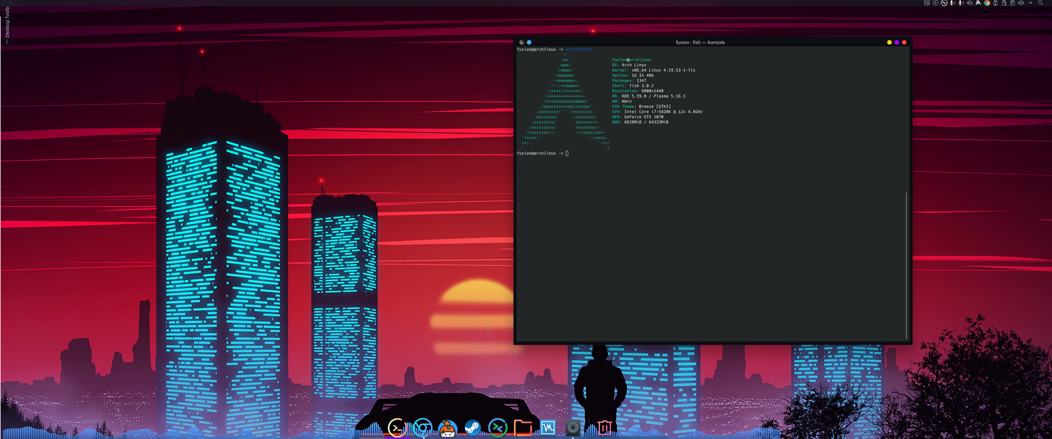 GNU / Linux Desktops: 3Q 2019 - Linux/Unix - Neowin