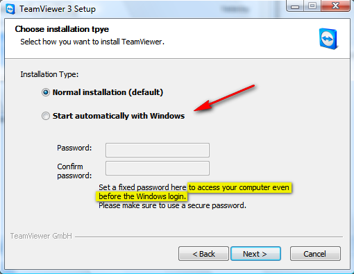 teamviewer kicks me off when i switch users - Software