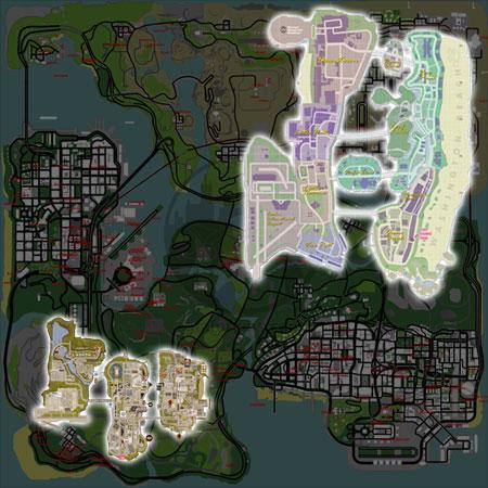 gta map size comparisons - Mersn.proforum.co