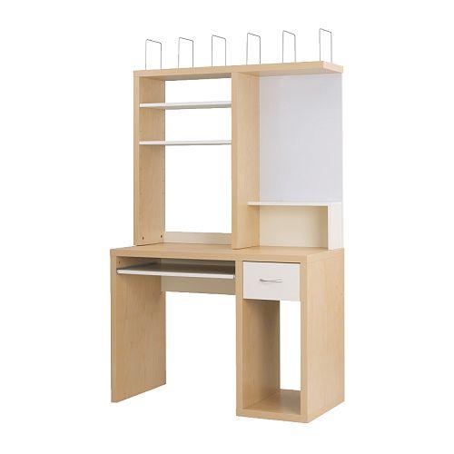 ikea bureau ordinateur mickael. Black Bedroom Furniture Sets. Home Design Ideas