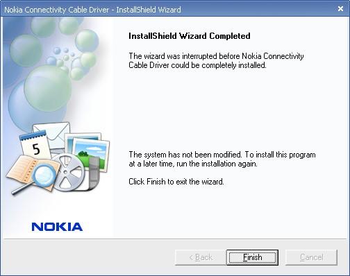 nokia connectivity cable driver windows 7