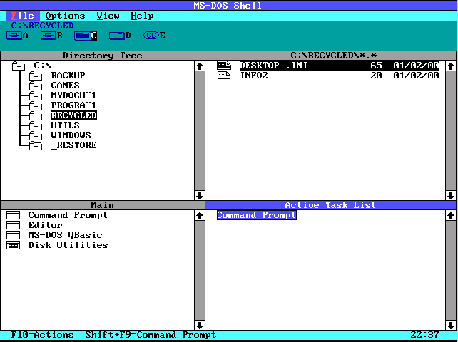 a report on utilities for ms dos Dell 486 system v486/ mdt rev 3 system utilities for microsoft ms-dos .