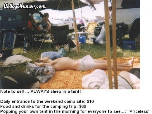 Share this post & How To Pitch a Tent - Jokes u0026 Funny Stuff - Neowin