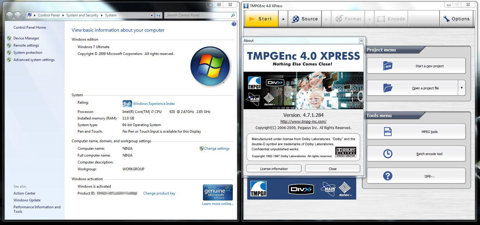 tmpgenc 4.0 xpress 4.3.1.222