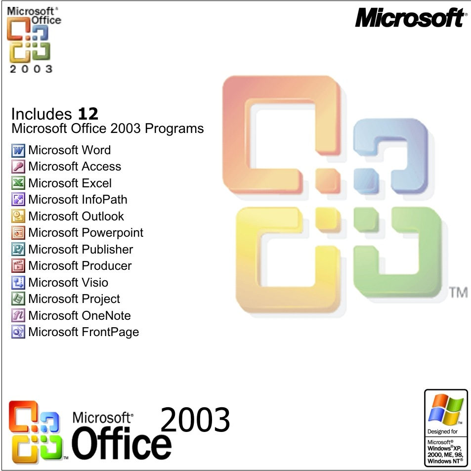 office 2003 download full