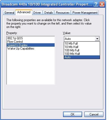 Broadcom x 10/ Integrated Controller v.V A12