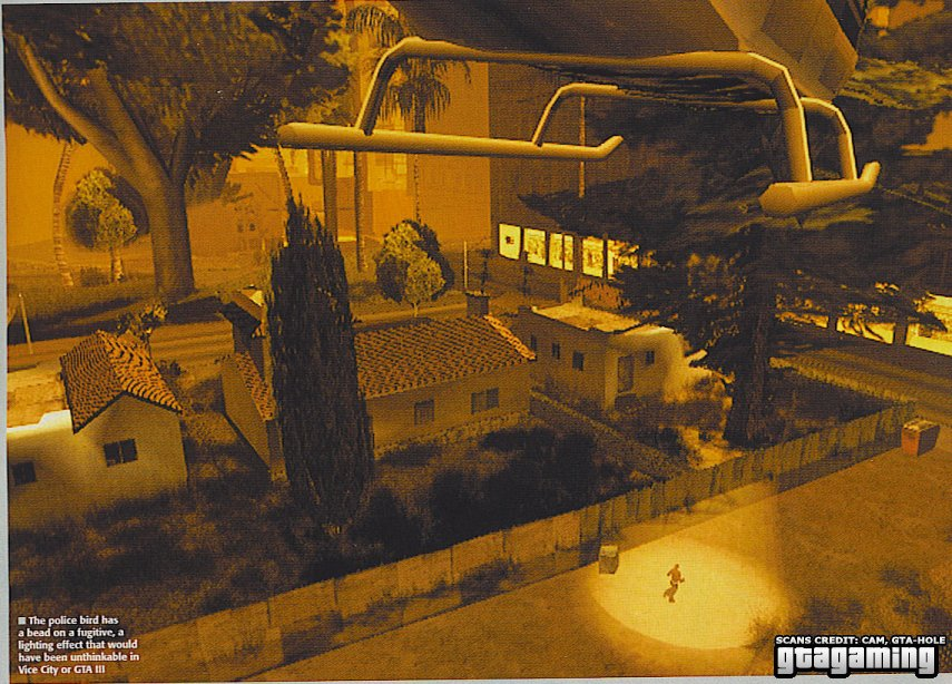 GTA: San Andreas Magazine Scans - Gamers' Hangout - Neowin