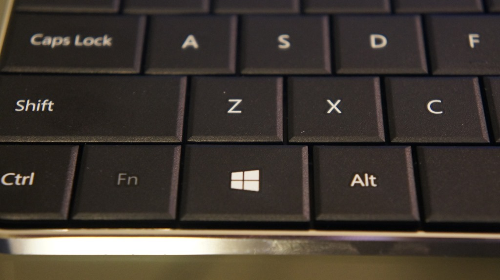Using the Windows Key to Start your Windows Experience.