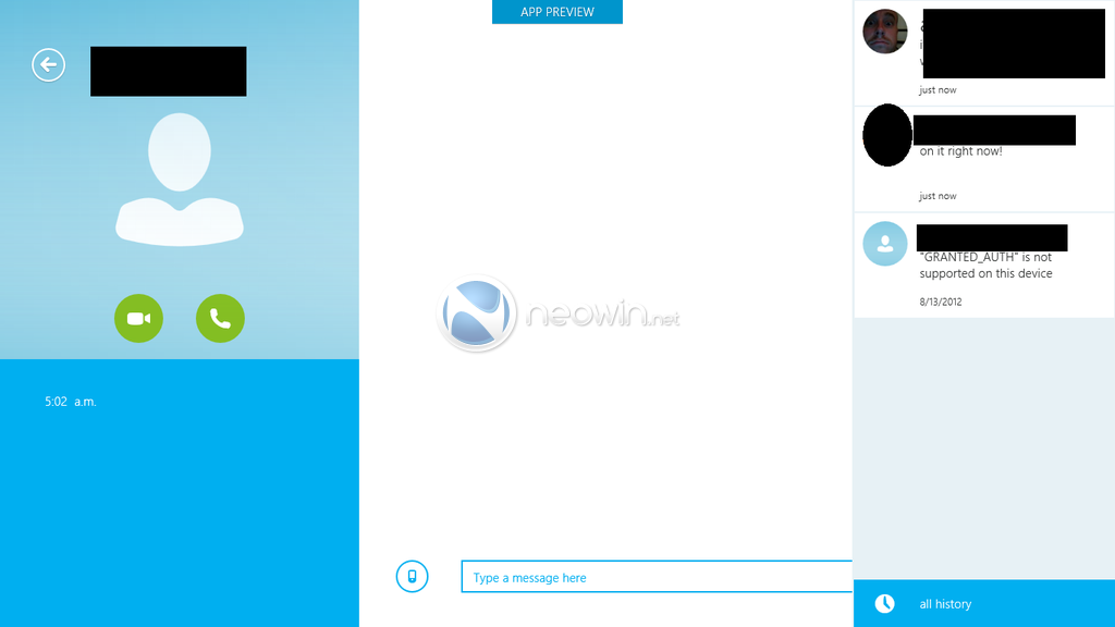 how to automatic answer on skype windows 10 app