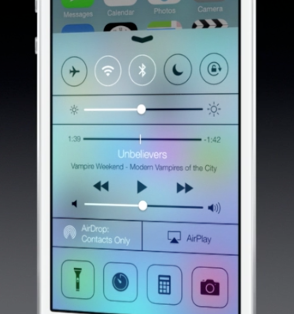 Apple has announced iOS 7, dramatically overhauls the ...
