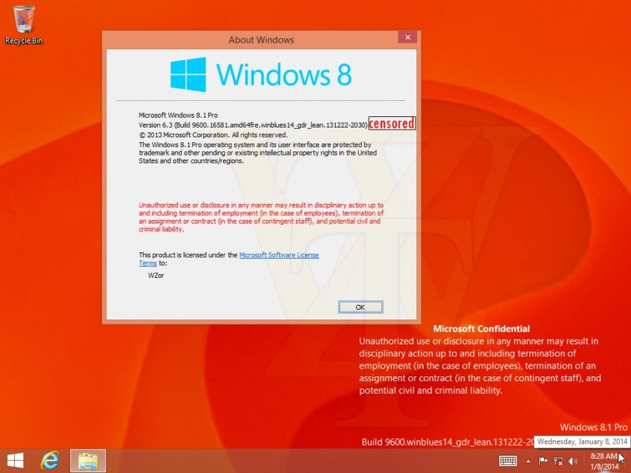 Windows april 2014 update windows cannot update your roaming profile access is denied