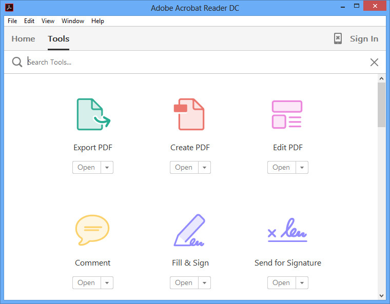 freeware acrobat reader