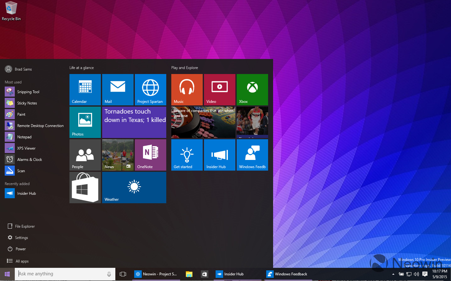 how to change startup screen windows 8.1 photo