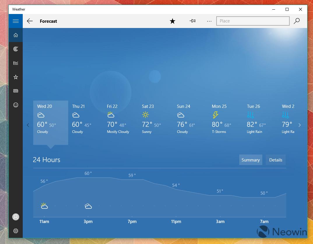 Microsoft updates several windows 10 apps ui tweaks across the board