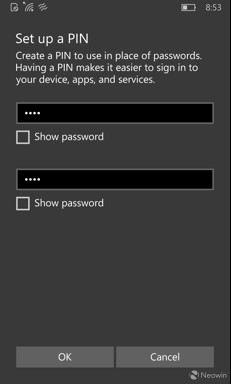 Windows 10 Mobile has a secret retail demo mode - Neowin