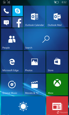 Windows 10 Mobile has a secret retail demo mode - Neowin