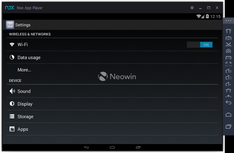 Nox App Player 2 3 - Neowin