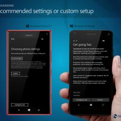 Recommended settings or custom setup