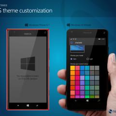 OS theme customization (W10M)