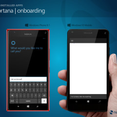 Cortana - onboarding