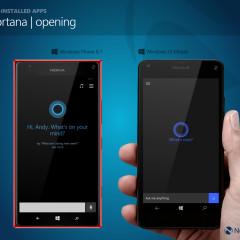 Cortana - opening animation