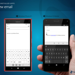 Compose new email (including default signatures)