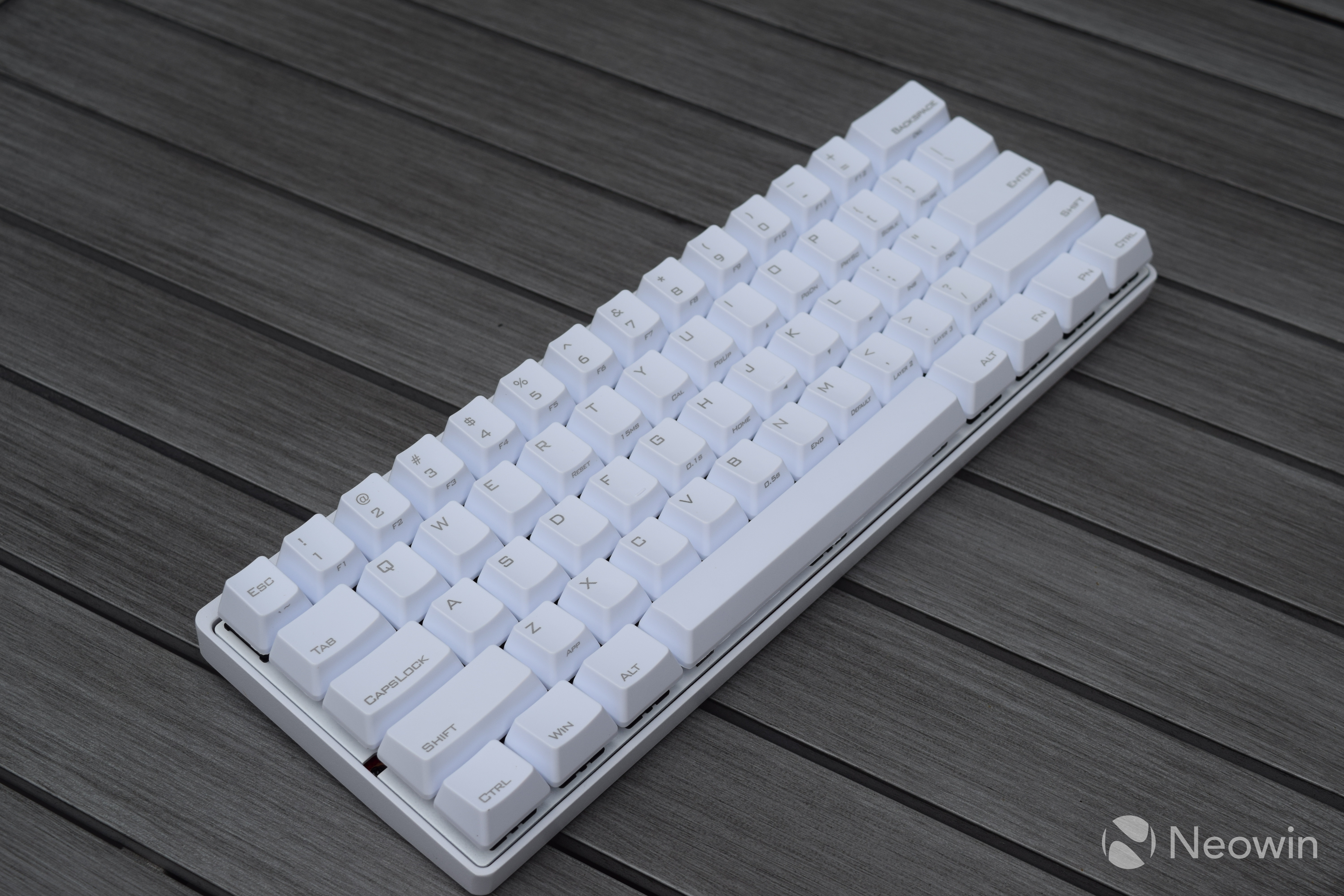 Review of the Vortex POK3R (Poker 3) mechanical keyboard