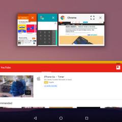 New App Switcher in Windowed Mode
