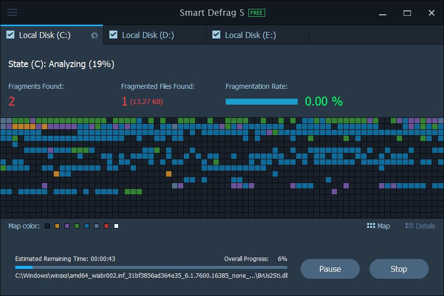 iobit smart defrag 5 key