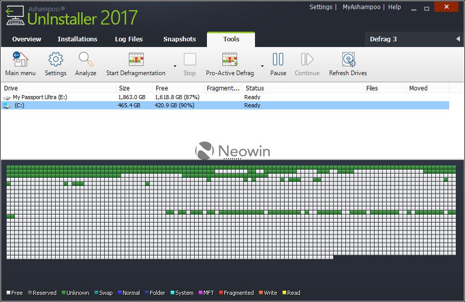 Giveaway: Ashampoo UnInstaller 2017 full version - Neowin
