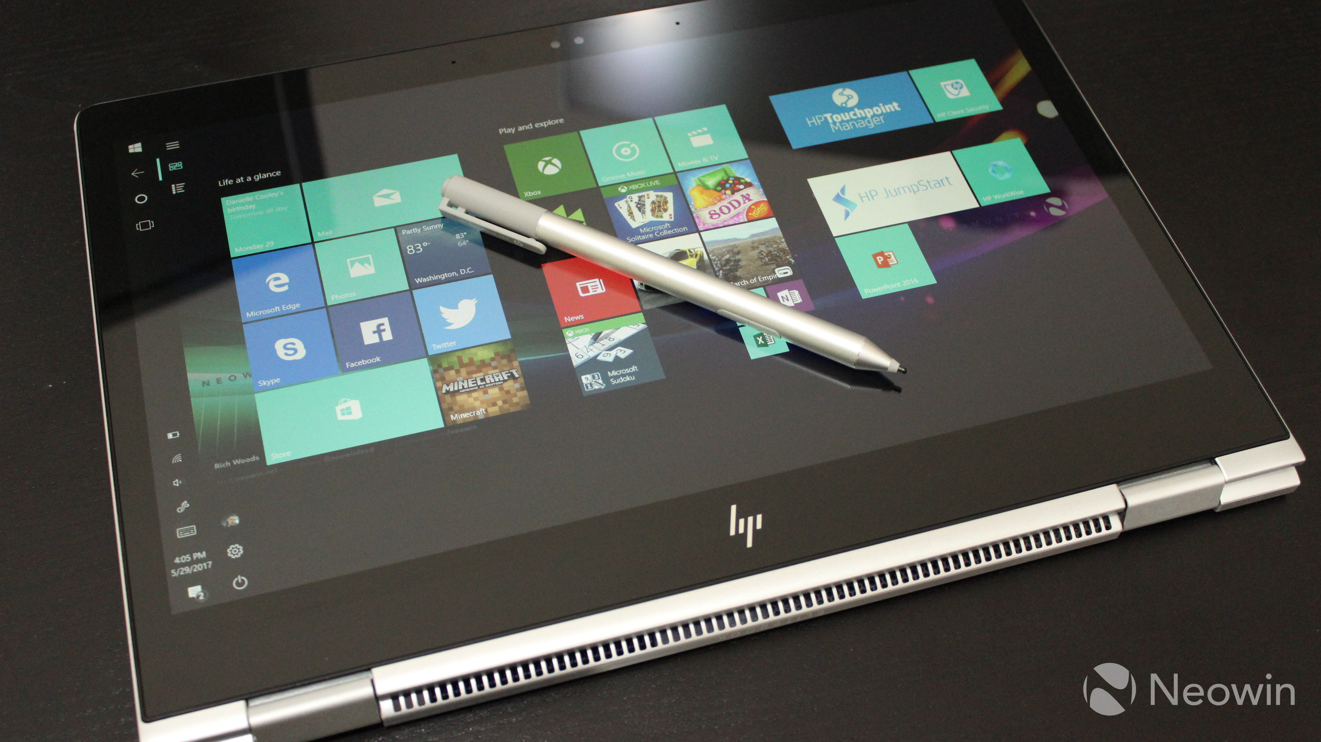 HP EliteBook x360 review: A business-focused convertible that's big